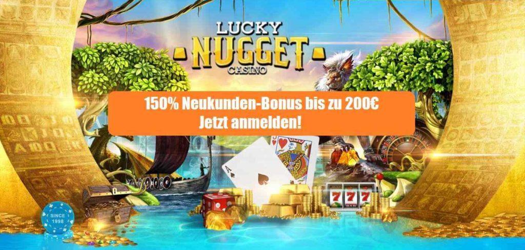 Lucky Nugget Casino 1