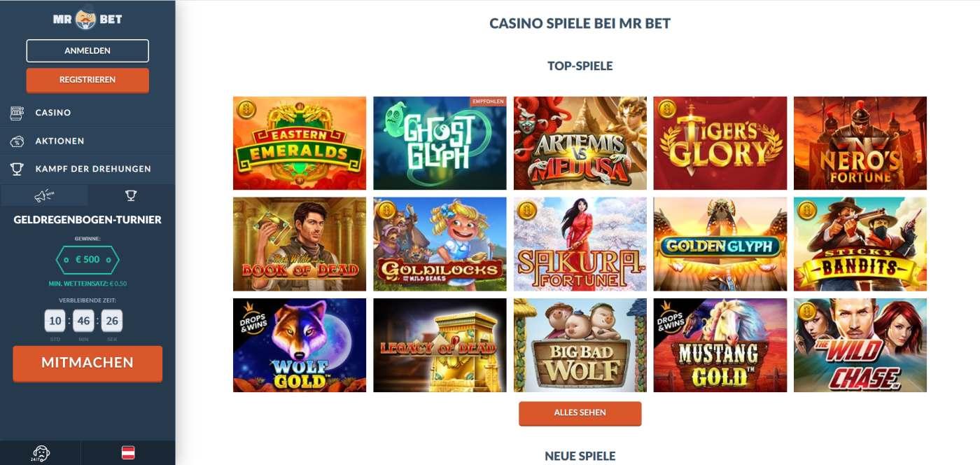 Mr Bet Casino 1