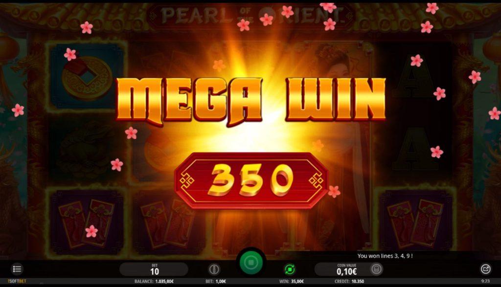 Pearl Of The Orient kostenlos spielen 3